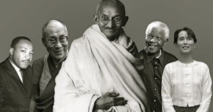 gandi and friends